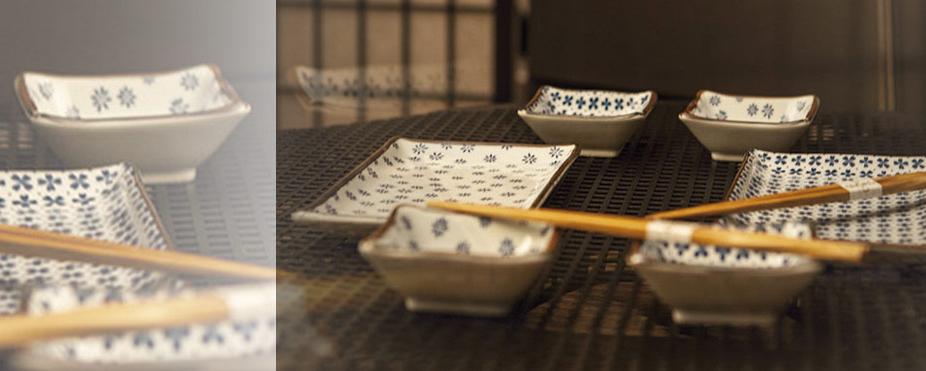 Vajilla Japonesa Q5df Vajilla Japonesa Ponentes Y Despliegue Las Monas