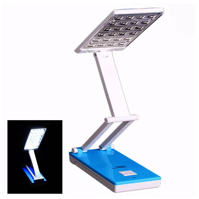 Velador Plegable 3id6 Lampara Velador Plegable Recargable 24 Leds 399 77 En Mercado Libre