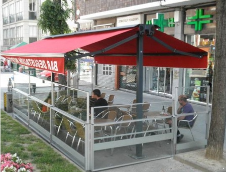 Velador Terraza Dddy Terrazas Para Restaurantes Y Cafeterà as Cerramiento De Terrazas