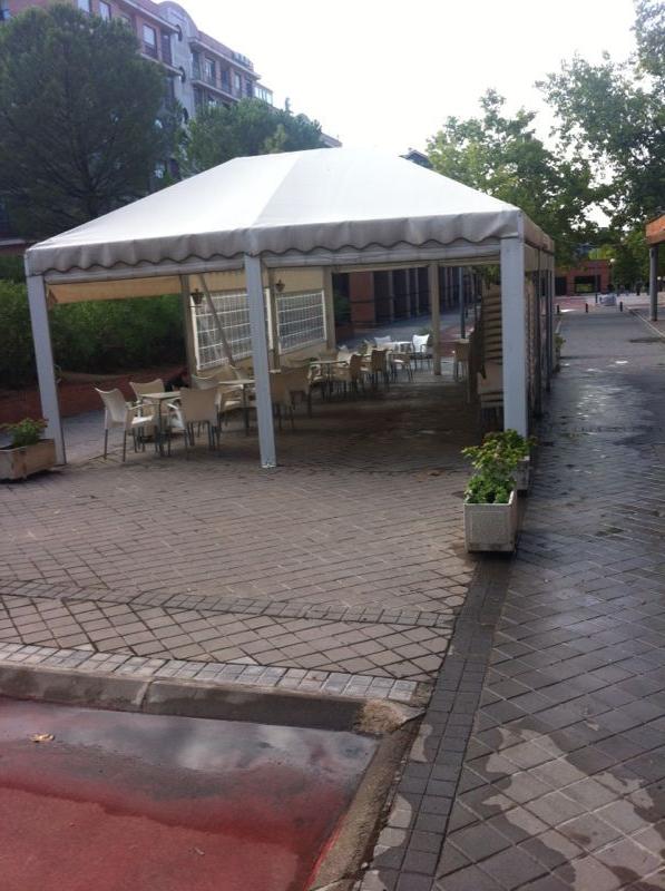 Velador Terraza Qwdq Velador Cerramiento De Terraza Cafeterà A En Tres Cantos Sep 2014