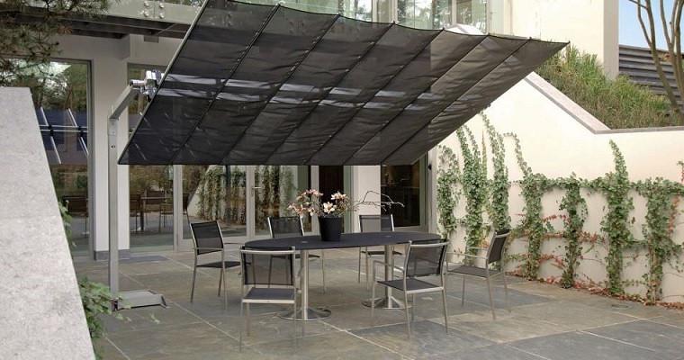 Velador Terraza U3dh Parasoles Jardin sombras Refrescantes Para El Verano