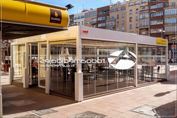 Velador Terraza Wddj Montaje De Terrazas Y Veladores Para Hostelerà A En Madrid