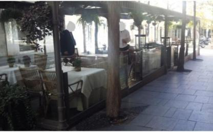 Velador Terraza X8d1 Cermi Madrid Publica Un Informe sobre La Accesibilidad En Terrazas Y