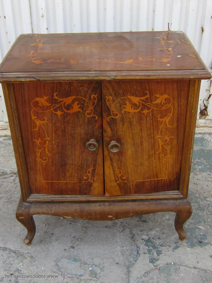 Venta De Muebles Antiguos Para Restaurar Fmdf Mesilla En Madera Chapeada Para Restaurar Prar Muebles