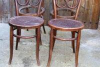 Venta De Muebles Antiguos Para Restaurar O2d5 Lote 4 Sillas Estilo Thonet Modernistas Para Re Prar Sillas