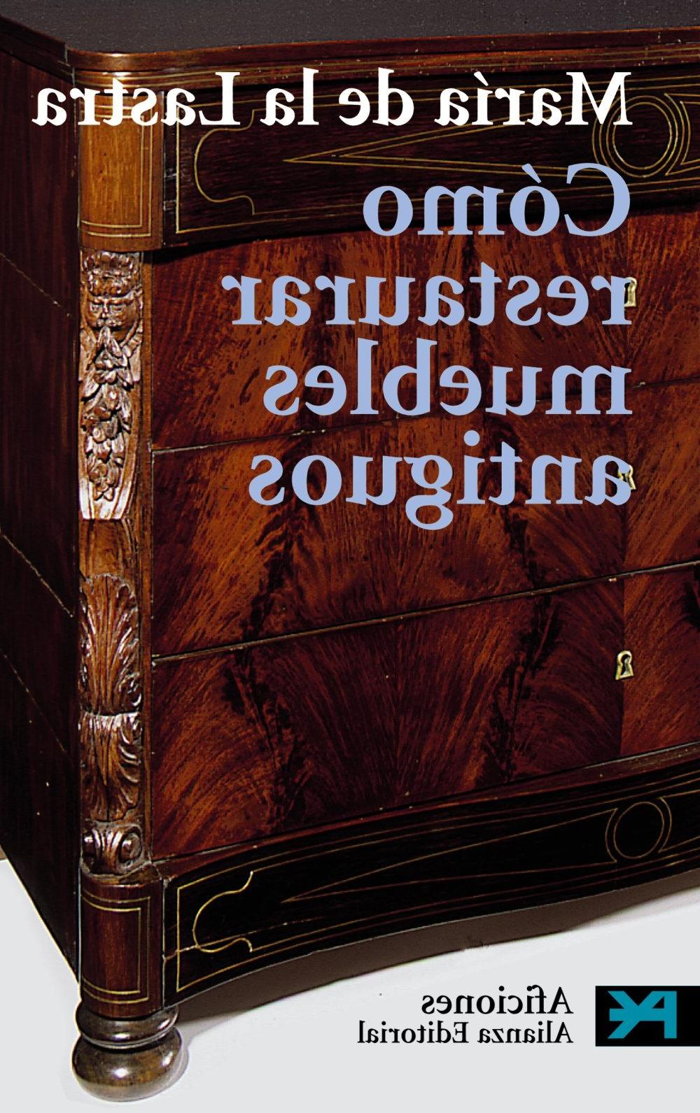 Venta De Muebles Antiguos Para Restaurar X8d1 O Restaurar Muebles Antiguos Manual Basico Para Principiantes
