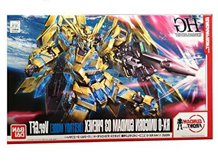 Ver sofá Fmdf Hguc Rx 0 Unicorn Gundam 03 Phenex Destroy Mode Ver