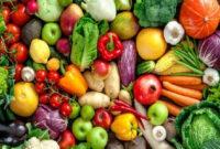 Verduras Thdr Verduras Cuanto MÃ S Colores MÃ S Nutrientes Y Beneficios Para La