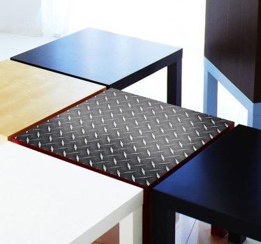 Vinilo Adhesivo Para Muebles Xtd6 Vinilo Decorativo Metal Lack