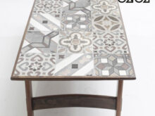 Vinilo Mesa Txdf Mosaico De Baldosas Hidrà Ulicas 5 Vinilo De Muebles Suelos Y Pared