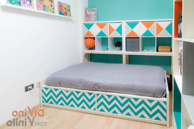Vinilos Adhesivos Para Muebles 9fdy forrar Con Vinilo Adhesivo Para Personalizar El Dormitorio