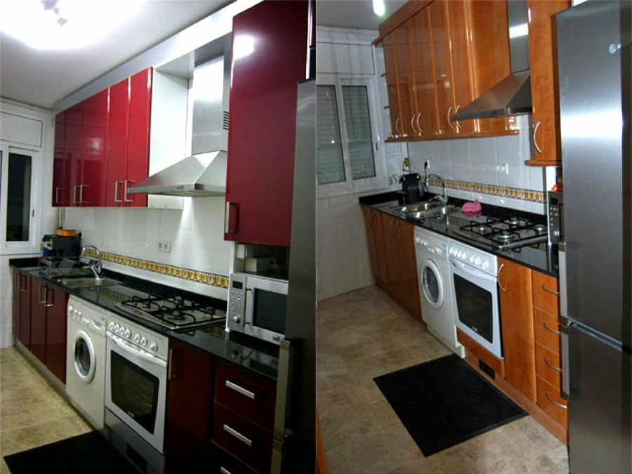 Vinilos Para forrar Muebles De Cocina Q5df CÃ Mo forrar Los Muebles De La Cocina Con Vinilo Manos A La Obra