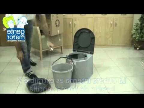Wc Portatil Lidl 9ddf Wc Quà Mico De Pvc Flv Youtube