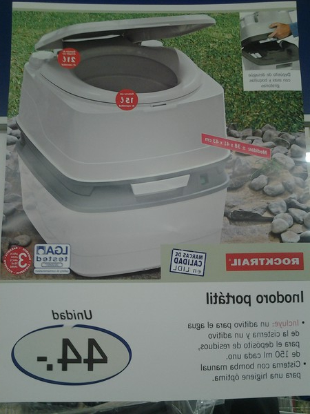 Wc Portatil Lidl J7do Fregadero Portatil Lidl
