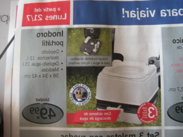 Wc Portatil Lidl Tldn Vendo Potty Del Lidl
