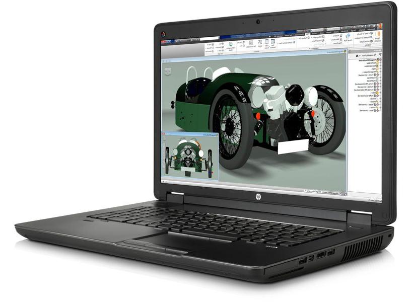 Workstation Portatil 9fdy Hp P7q06la Workstation Portatil Hp Zbook 17 G2 Intel Core I7 4