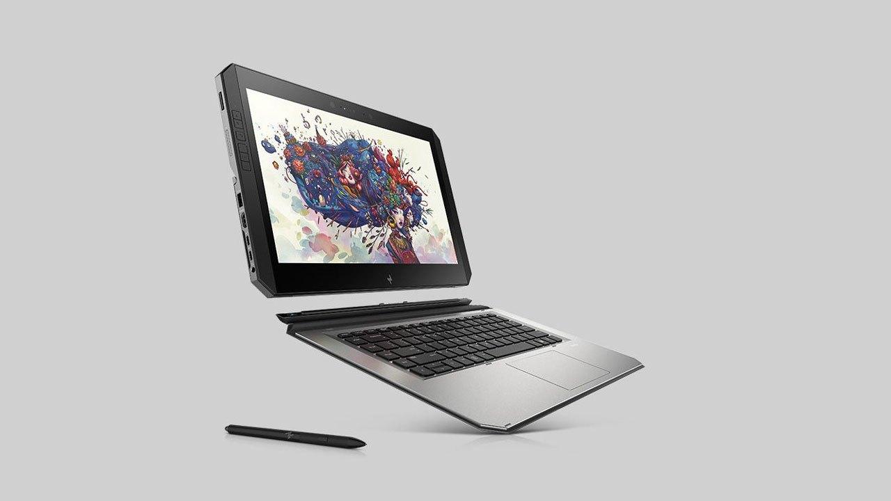 Workstation Portatil Bqdd Hp Zbook X2 Una Poderosa Workstation Portà Til Y Convertible