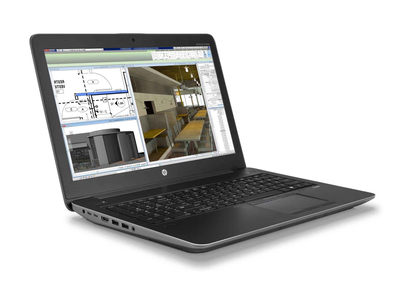 Workstation Portatil Rldj Workstation Portà Til Hp Zbook 15 G4 Core I7 8gb Ssd 256gb Turboz